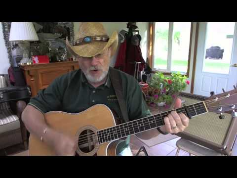 1306  - Adalida - George Strait cover with guitar chords and lyrics
