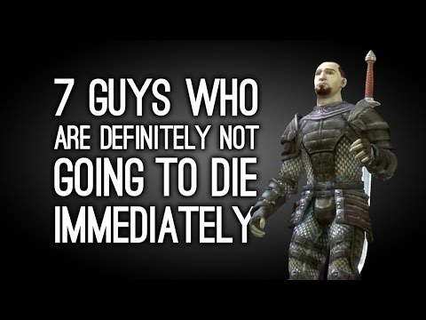 7 Guys Who Are Definitely Not Going to Die Immediately