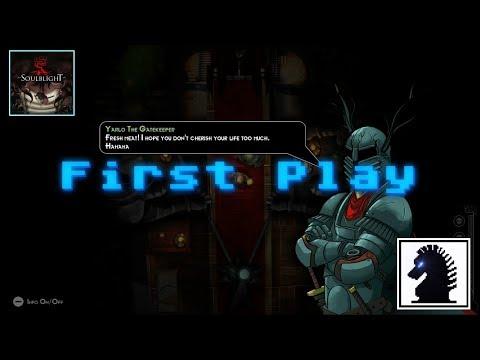 NS First Play - Soulblight |