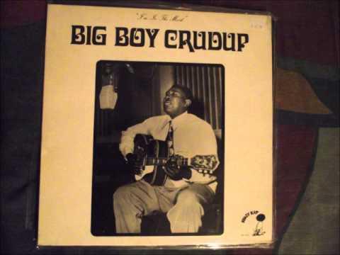 Arthur Big Boy Crudup- Hand Me Down My Walking Cane (Vinyl LP)