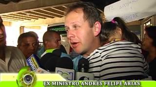 Ex Ministro Andrés Felipe Árias comienza su defensa en libertad