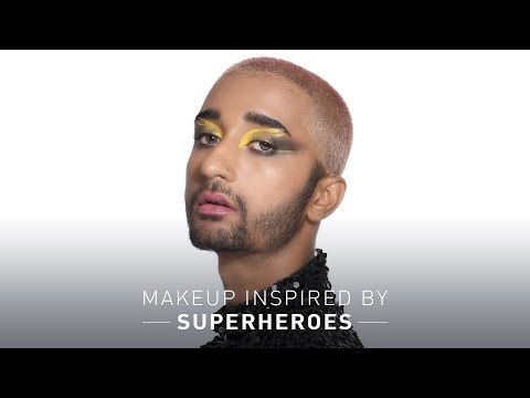 Super Hero Makeup | Tips and Tutorials | Jason Arland | MyGlamm