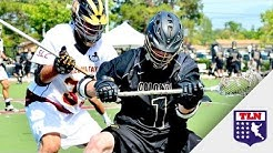 Arizona State vs Colorado Championship Lacrosse Highlights | MCLA 2014