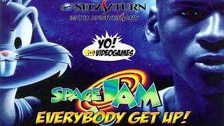 Sega Saturn 25th Anniversary! Space Jam! - YoVideogames
