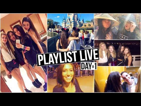 PLAYLIST DAY 1, Epcot, Walking Around The World