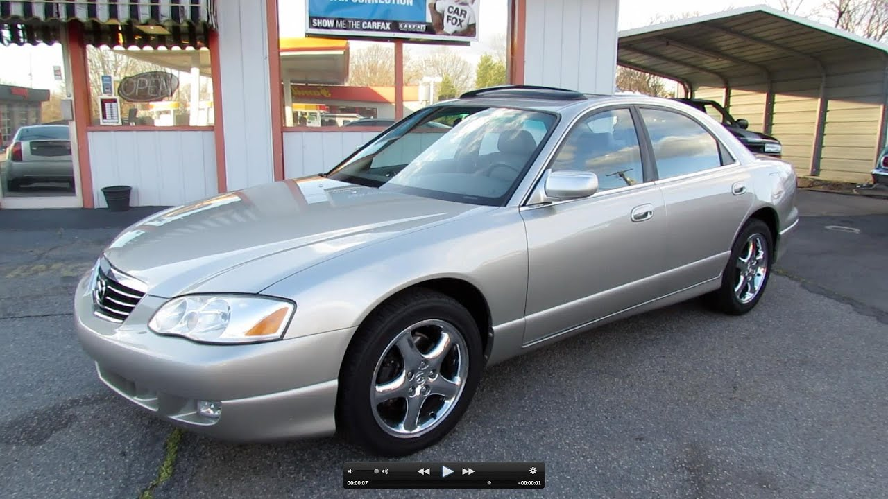 2002 Mazda Millenia S Supercharged Start Up, Exhaust, and In Depth