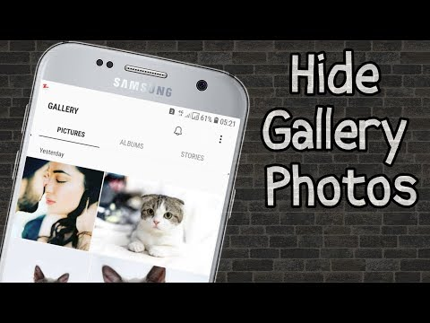 How To Hide Gallery Photos On Android Phone Without Any App