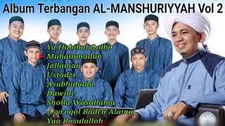 Album Terbangan Al-manshuriyyah Vol.2 | Musiknya Kalem, Audionya Jernih