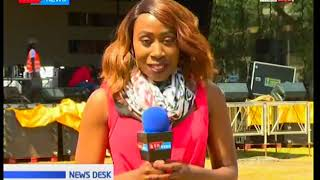 Radio Maisha's Choma na Ngoma Event going on at KICC | KTN News Desk