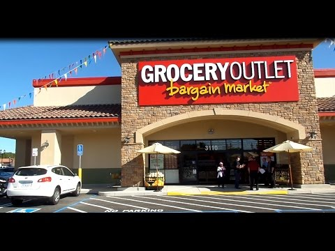 Grocery Outlet # 269 - Oakley CA- Now open