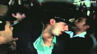 """Вагон типа КМ, трамвай из к/ф """"Место встречи изменить нельзя"""" (1979)."""