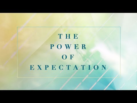 """The Power of Expectation"" with Jentezen Franklin"