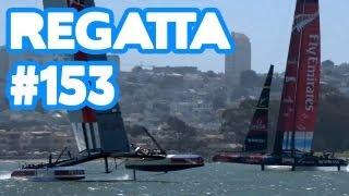 REGATTA Magazine 153 - America's Cup | Crash en catamaran | J80 | Tour de France | Transpac Race