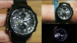 Casio Edifice ECB-500DC-1A *Tough Solar & Bluetooth