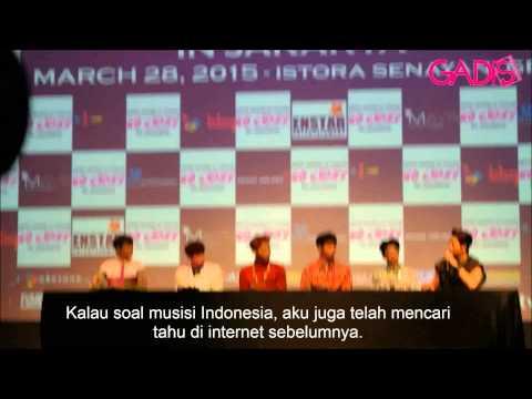 Interview: 2PM Suka ST12