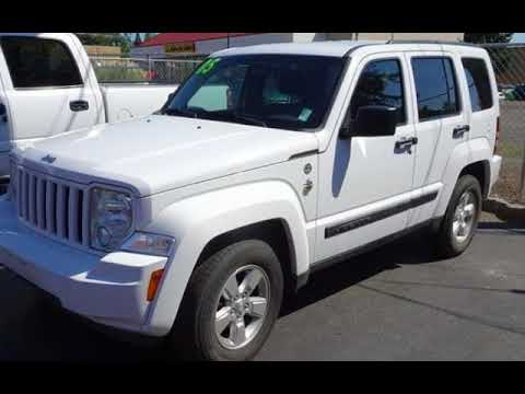 3 Row Jeep >> 2012 Jeep Liberty 4wd Liberty Third Row Seat Fresh Trade For Sale In Portland Or