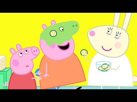 Peppa Pig Official Channel ❤ Peppa Pig's Perfect Day
