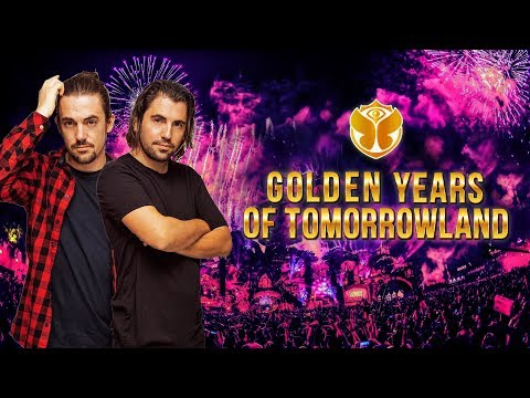 Dimitri Vegas & Like Mike - Golden Years Of Tomorrowland Mix