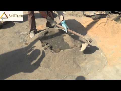 Preparation of Cement,Sand and Mortar (Hindi) (हिन्दी)