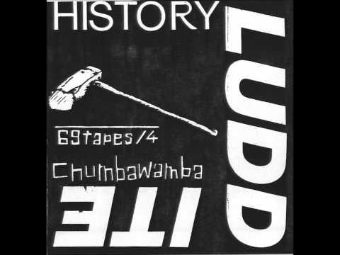 Chumbawamba - History Luddite (1984). Entire cassette