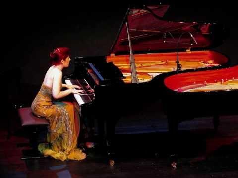 Cassandra Wyss spielt Franz Liszt, Ballade Nr. 2 in h-moll, 2. Teil