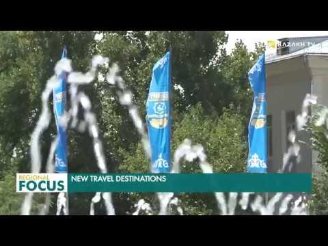 New travel destinations within Kazakhstan