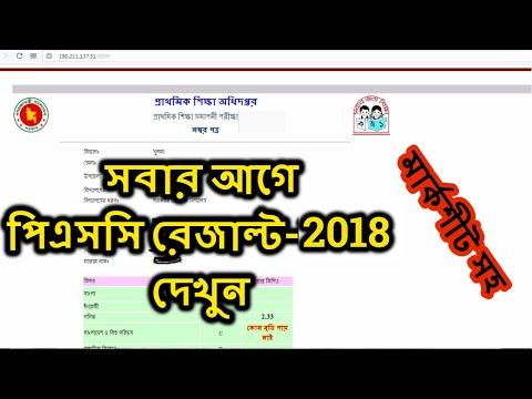 সবার আগে পিএসসি রেজাল্ট দেখুন   How to Get PSC Result 2017 Quickly   Psc Exam Result 2017