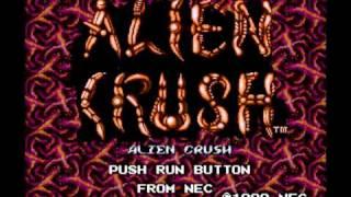 Alien Crush Music- Bonus Stage One