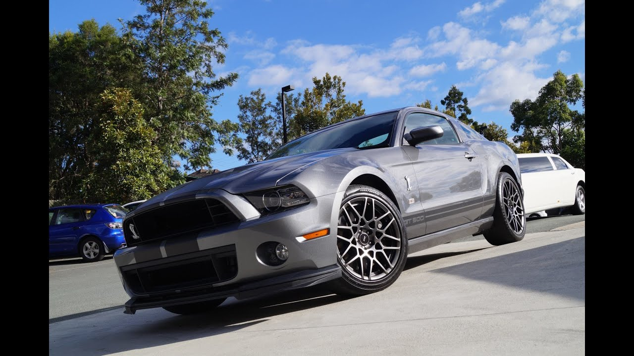 ford mustang gt 500 right hand drive - youtube