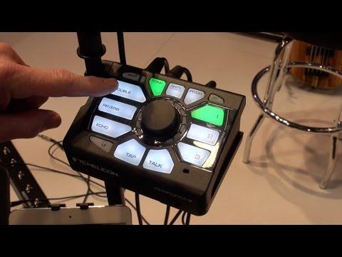 [NAMM] TC-Helicon Perform-V