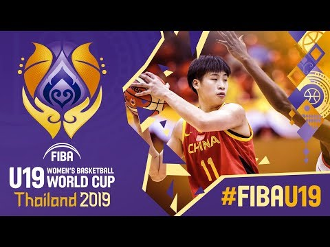 Mali v China - Full Game - FIBA U19 Women's Basketball World