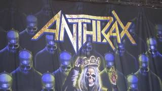 ANTHRAX - CAUGHT IN A MOSH LIVE IN TORONTO 2018