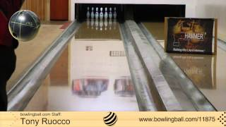 bowlingball.com Hammer Bad Intentions Bowling Ball Reaction Video Review