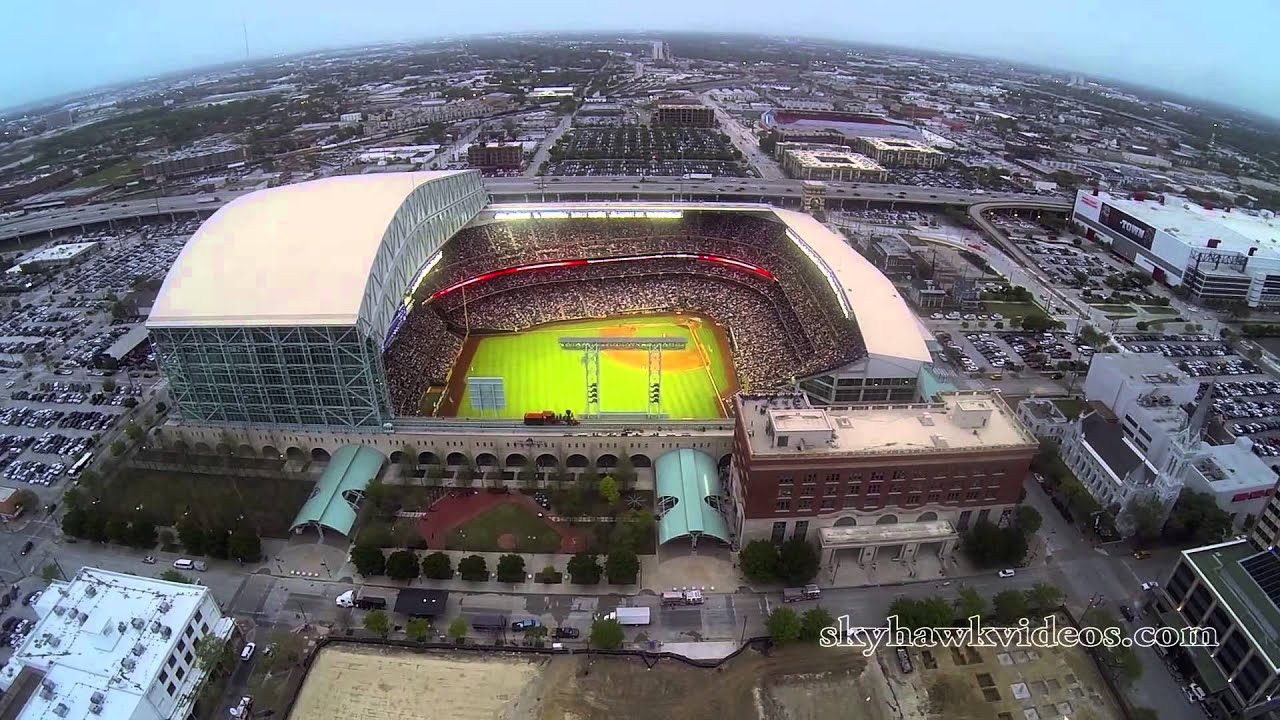 Houston Astros Opening Day 2014 Minute Maid Park Youtube