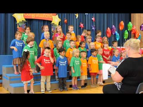 Pen Ryn School Last Day of Pre-K 2015