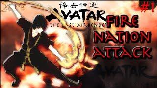 Fire Nation Attack l ROBLOX Avatar Der letzte Airbender - #1