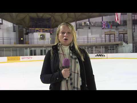 Elmira College Women's Ice Hockey Post-Game Interview with Maddy Jerolman '19