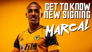 WELCOME TO WOLVES, MARÇAL! | GETTING TO KNOW OUR NEW SIGNING
