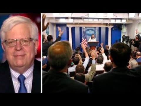 Dennis Prager: Media more of a threat than Russia