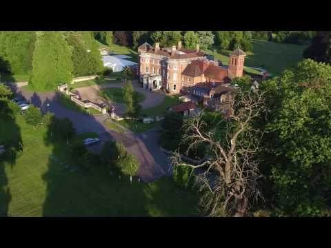 Oakley Hall Hotel - Luxury Country House Hotel in Hampshire