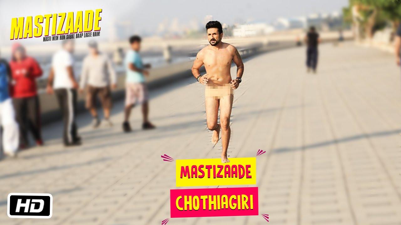 Heros Nude Images shravan reddy goes nude for karma: joins srk, aamir khan in