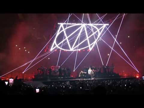 Opening Set - Justin Timberlake Concert Live @ Houston Toyota Center 5/23/2018 Part 1