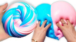 The Most Satisfying Slime ASMR Videos | Relaxing Oddly Satisfying Slime 2019 | 255