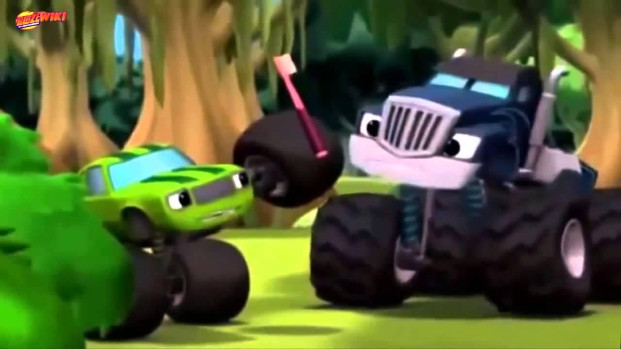 Blaze and the monster machines hd full episodes cartoon for Blaze episodi