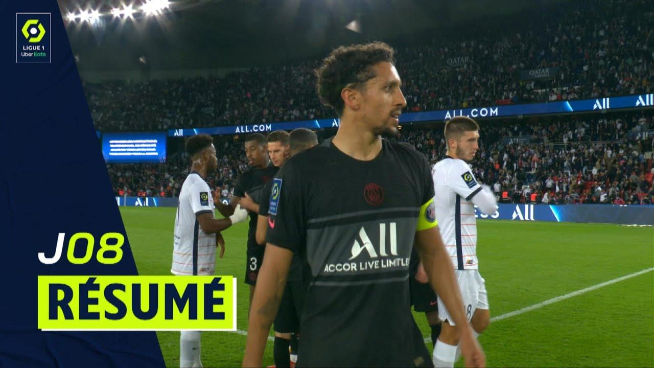 Download Résumé 8ème journée - Ligue 1 Uber Eats / 2021-2022