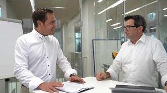Marc Pfyffer im Interview mit Jürg Hodel