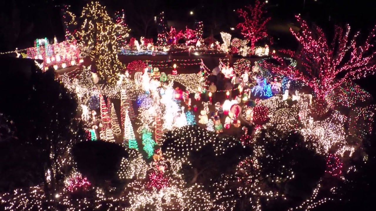 & Christmas Lights of Boise 2014 - YouTube
