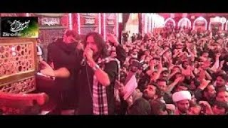 Live|Irfan Haider|Noha|Haram Hzt Abbas as|Karbala|Arbaeen|HD