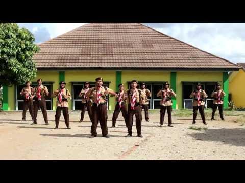 Yel Yel Perkemahan Pramuka Madrasah Nasional (PPMN) Ke-2 Ambon