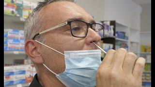Coronavirus : les autotests, mode d'emploi